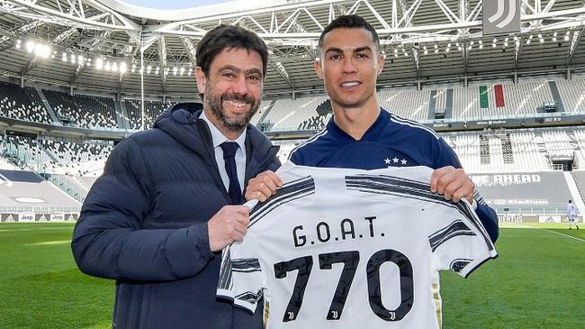 """""""Coi thường"""" Ronaldo, HLV Max Allegri đối mặt với án """"trảm"""" - Ảnh 1."""