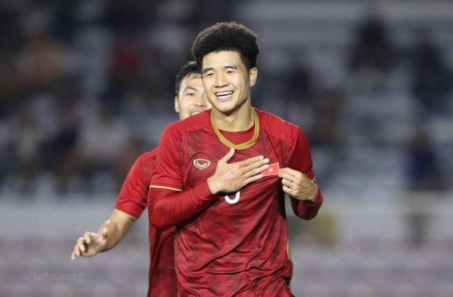 Đức Chinh sắp thành cầu thủ tự do. Ảnh: Việt Nam Sport
