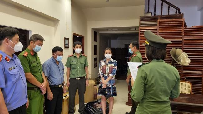 Đà Nẵng: Bắt nữ giám đốc tổ chức cho người khác nhập cảnh trái phép - Ảnh 1.