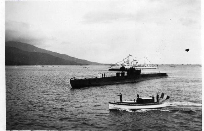 Bí ẩn về thảm họa chìm tàu ngầm Pháp tại Vịnh Cam Ranh - Ảnh 2.