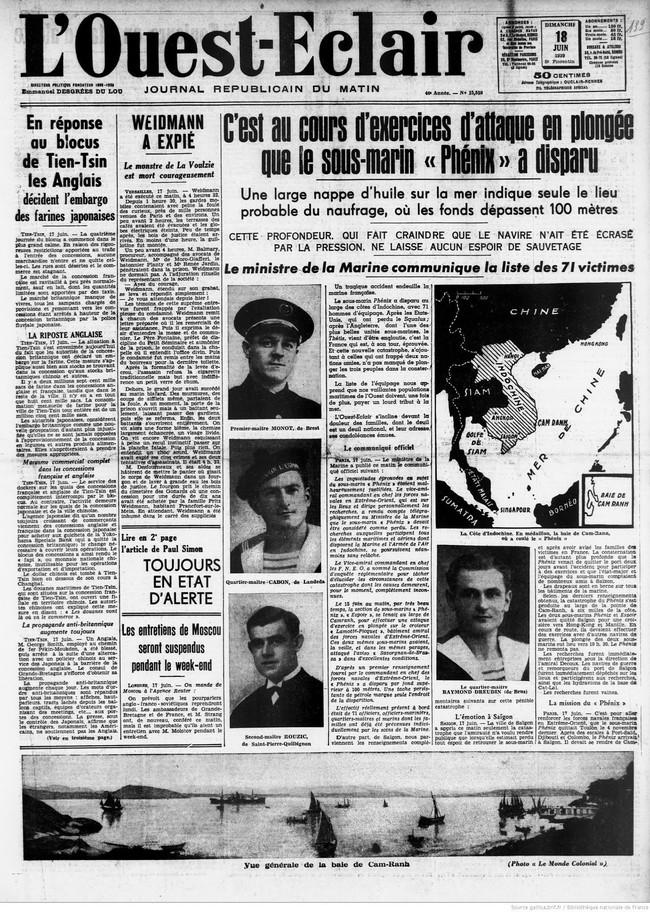 Bí ẩn về thảm họa chìm tàu ngầm Pháp tại Vịnh Cam Ranh - Ảnh 14.