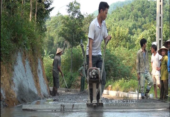 Yên Bái: Vì sao nông dân nơi đây lại bỏ tiền túi đóng góp làm đường giao thông nông thôn - Ảnh 3.