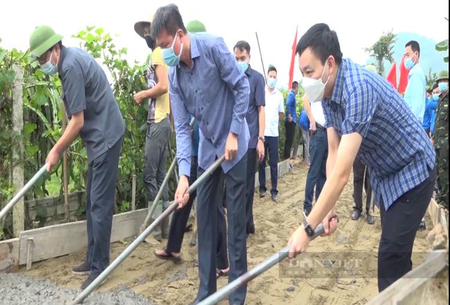 Yên Bái: Vì sao nông dân nơi đây lại bỏ tiền túi đóng góp làm đường giao thông nông thôn - Ảnh 4.