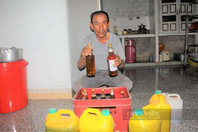 Hà Tĩnh: Nông dân gặp khó đầu ra mật ong do dịch Covid-19 - Ảnh 9.