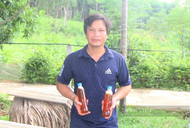 Hà Tĩnh: Nông dân gặp khó đầu ra mật ong do dịch Covid-19 - Ảnh 5.