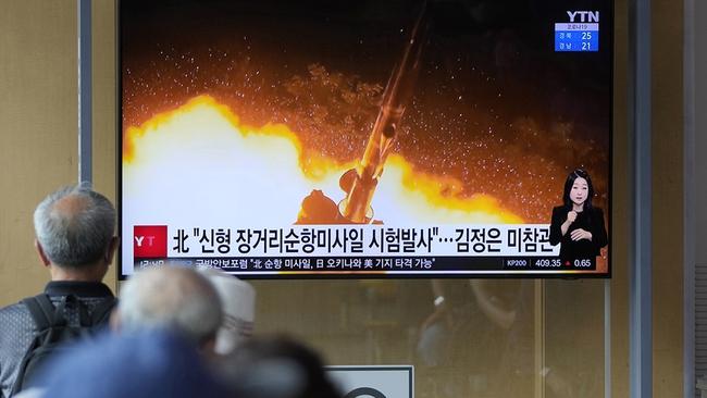 """Sức mạnh """"tối thượng"""" của tên lửa Triều Tiên vừa thử nghiệm - Ảnh 2."""