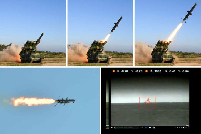"""Sức mạnh """"tối thượng"""" của tên lửa Triều Tiên vừa thử nghiệm - Ảnh 5."""