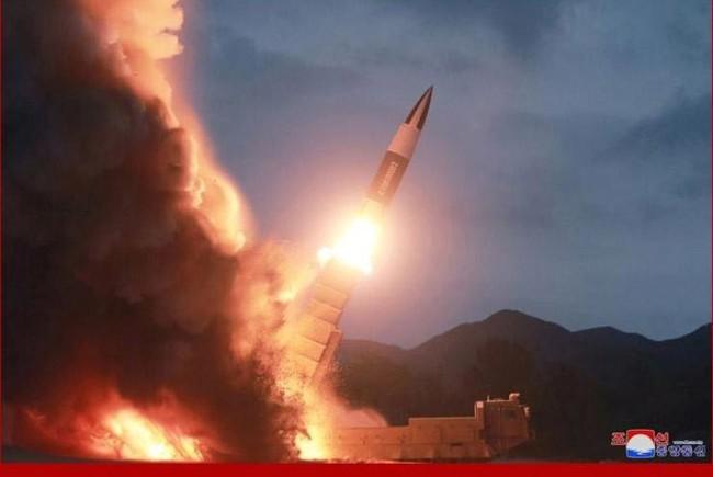 """Sức mạnh """"tối thượng"""" của tên lửa Triều Tiên vừa thử nghiệm - Ảnh 9."""