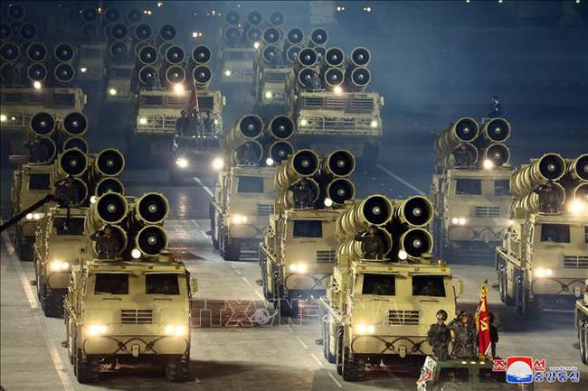 """Sức mạnh """"tối thượng"""" của tên lửa Triều Tiên vừa thử nghiệm - Ảnh 11."""