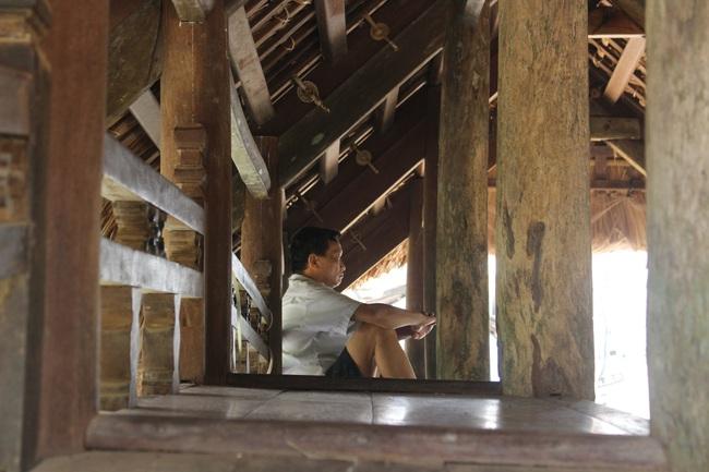 Thưởng lãm cầu lợp làng Kênh có tuổi thọ hàng trăm năm, 'độc nhất vô nhị' ở Việt Nam - Ảnh 6.