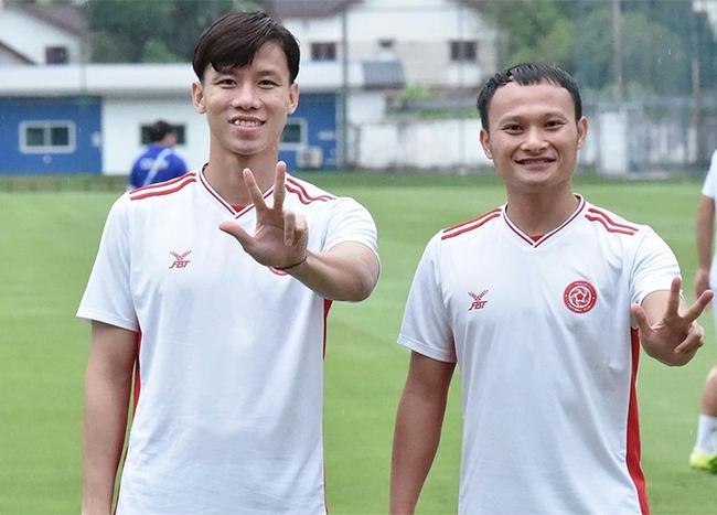 Có Trọng Hoàng và Quế Ngọc Hải, SLNA sở hữu hàng thủ trong mơ tại V.League - Ảnh 1.