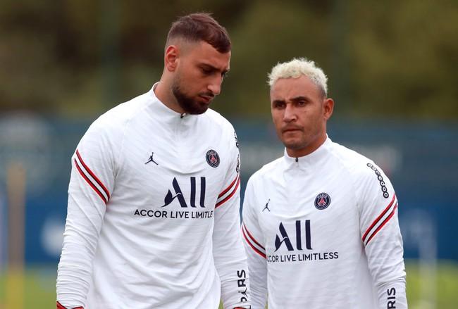 Juve không đáp ứng yêu cầu tiền lương của Donnarumma. Ảnh: The Sun