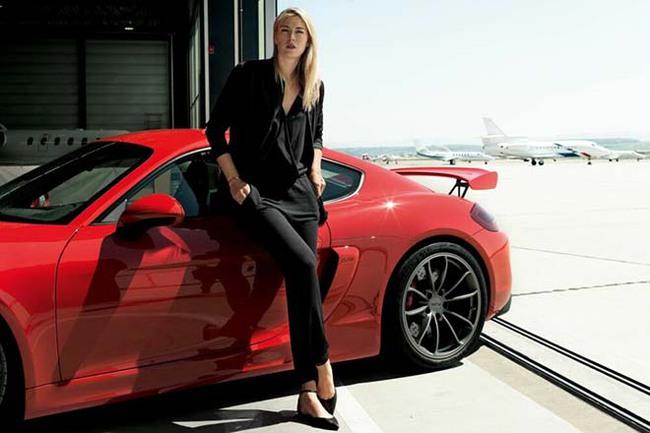 Maria Sharapova 11 năm liên tiếp kiếm tiền giỏi nhất, giàu có cỡ nào? - Ảnh 1.
