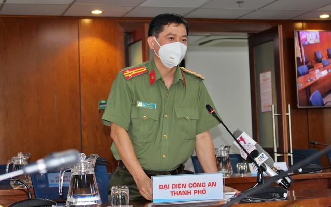 Bộ Tư lệnh TP.HCM: Tuyệt đối không có việc nhận tiền của thân nhân người tử vong vì Covid-19 - Ảnh 3.