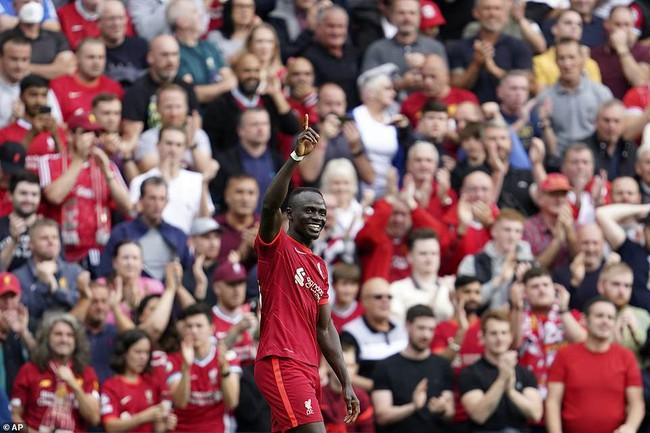 Sadio Mane lập siêu kỷ lục trong ngày Liverpool đại thắng - Ảnh 1.