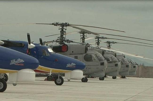 """Dàn """"chim sắt"""" của lực lượng Không quân Hải quân Việt Nam - Ảnh 1."""