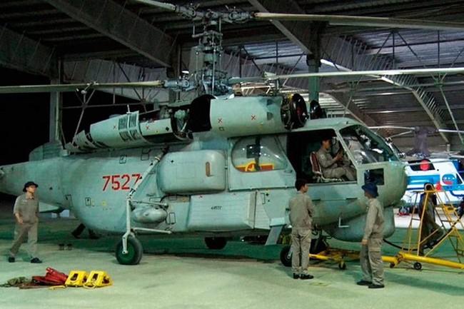 """Dàn """"chim sắt"""" của lực lượng Không quân Hải quân Việt Nam - Ảnh 5."""