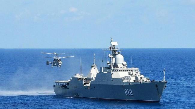 """Dàn """"chim sắt"""" của lực lượng Không quân Hải quân Việt Nam - Ảnh 6."""