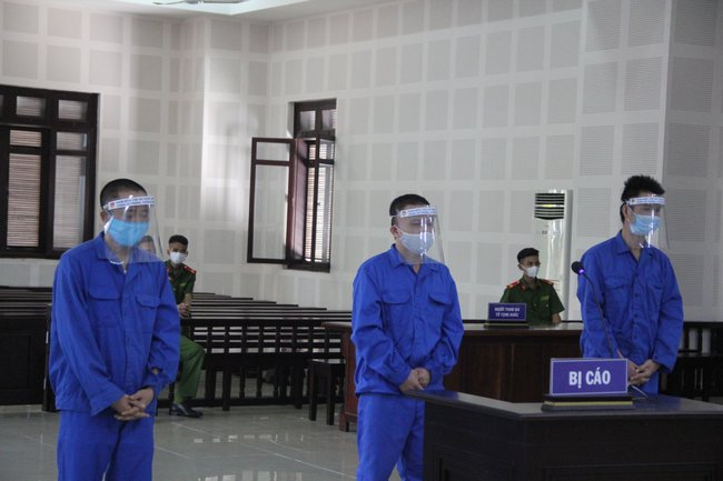 2ba23cb4ab205d7e0431 1632132474595962986780 Mua thuốc lắc từ Đức về Đà Nẵng bán, 3 thanh niên lãnh 2 án chung thân, 1 tử hình