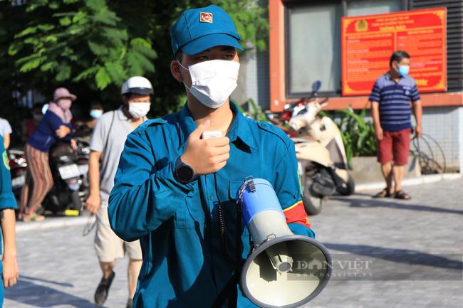 Hà Nội: Người phụ nữ ở chung cư Park View Tower - Đồng Phát dương tính SARS-CoV-2 - Ảnh 1.