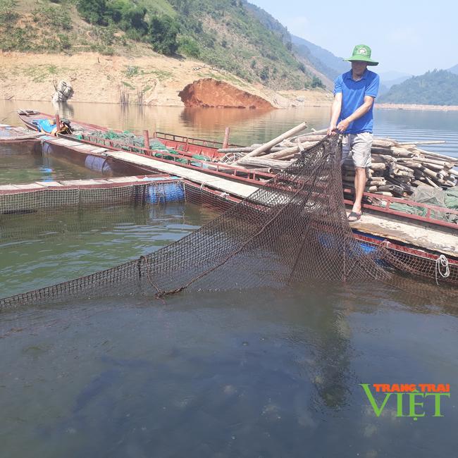 Lai Châu: Nông dân vùng khó chung tay xây dựng nông thôn mới - Ảnh 1.