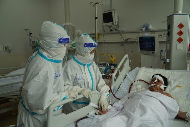 Bệnh viện Hồi sức Covid-19: 53% bệnh nhân rối loạn lo âu, 20% bệnh nhân trầm cảm