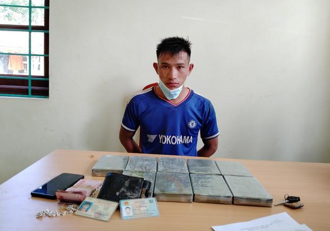 Điện Biên: Phá chuyên án 921K bắt 1 đối tượng thu lượng lớn heroin - Ảnh 1.