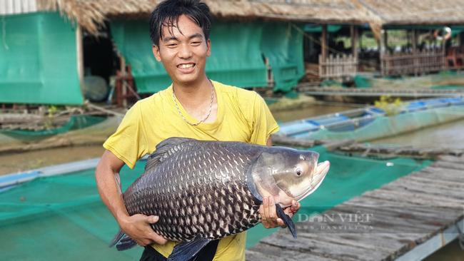 Người đàn ông làm giàu từ việc nuôi cá quý hiếm kết hợp với làm du lịch cộng đồng - Ảnh 6.