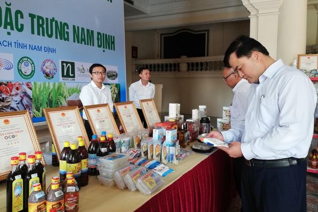 Nam Định: Nhiều sản phẩm OCOP được xuất ngoại - Ảnh 1.
