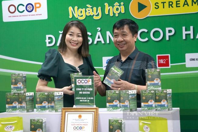 Khôi phục sản xuất sau giãn cách, Hà Nội tổ chức kết nối giao thương sản phẩm OCOP và đặc sản vùng miền - Ảnh 3.