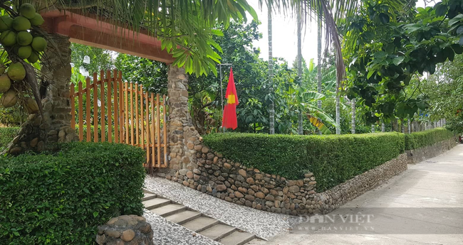 """Quảng Nam: Nhiều giải thưởng hấp dẫn tại cuộc thi """"Vườn - Tường - Đường đẹp"""" - Ảnh 2."""