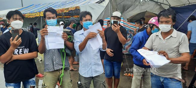 Người lao động từ các tỉnh, thành chưa thể tự di chuyển đến TP.HCM bằng phương tiện cá nhân - Ảnh 1.