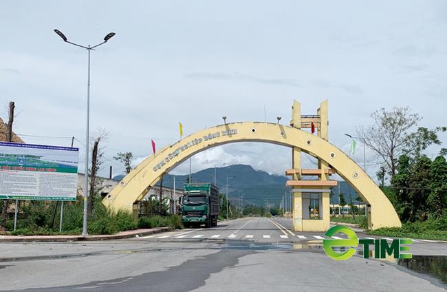 Quảng Ngãi: Xoá sổ Khu công nghiệp Đồng Dinh ra khỏi quy hoạch  - Ảnh 1.