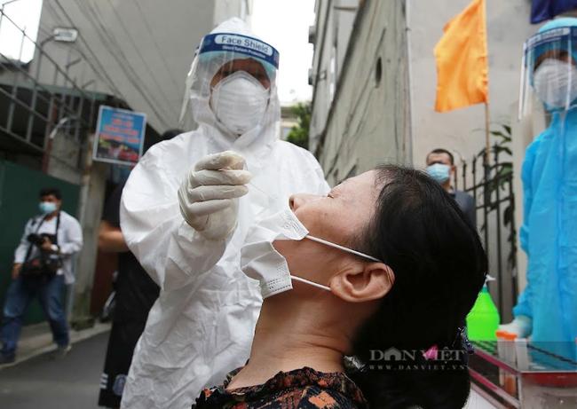 Hà Nội: Xét nghiệm hơn 600 người liên quan đến công nhân nhiễm Covid-19 bị tai nạn lao động tử vong - Ảnh 1.