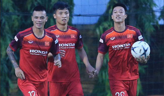 Hữu Tuấn từng được gọi lên tuyển năm 2019. Ảnh: LĐ