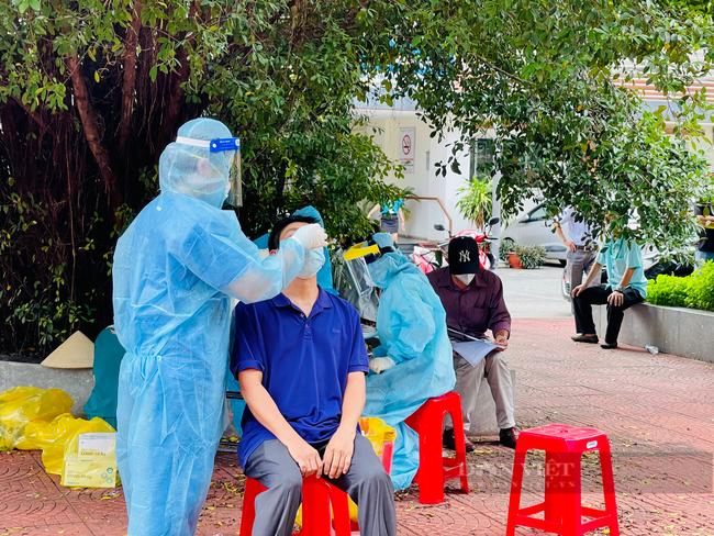Doanh nghiệp ở Bình Dương mong muốn được tiêm vaccine cho công nhân và nới lỏng lưu thông - Ảnh 3.
