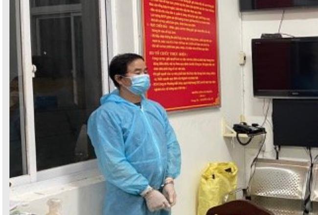 Bắt tạm giam đối tượng trốn từ TP.HCM về Vũng Tàu làm lây lan dịch bệnh - Ảnh 1.