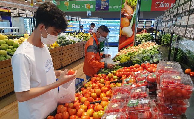 Giá rau online cao ngất, siêu thị rẻ hơn nhưng không mua được - Ảnh 4.