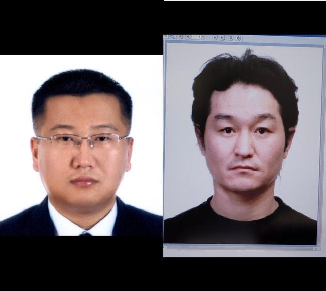 Đà Nẵng: Bắt 2 đối tượng người Hàn Quốc bị truy nã quốc tế - Ảnh 1.