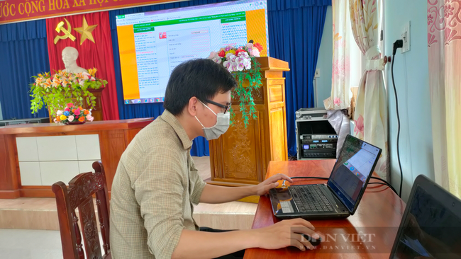 Quảng Nam: Tăng cường ứng dụng công nghệ thông tin cho hội viên nông dân - Ảnh 2.