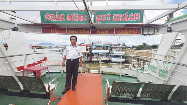 """Người đầu tiên """"khai phá"""" Tour du ngoạn Đà Nẵng về đêm trên sông Hàn, trở thành Nông dân Việt Nam xuất sắc 2021 - Ảnh 7."""