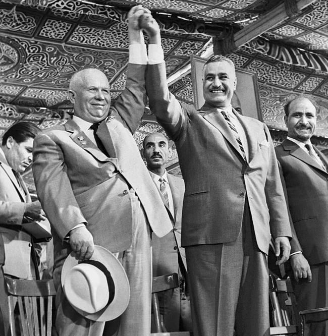 Ai Cập đã đâm sau lưng đồng minh Liên Xô như thế nào? - Ảnh 4.