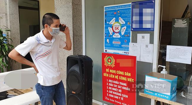 Doanh nghiệp loay hoay vì vẫn chưa xin được giấy đi đường ở Hà Nội - Ảnh 1.