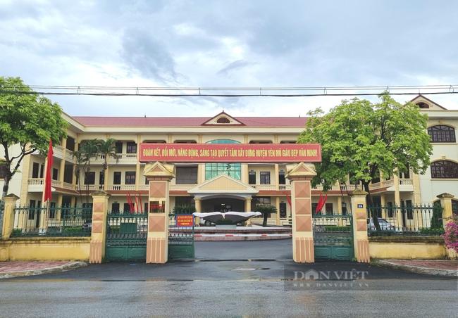 Yên Mô (Ninh Bình): Huyện nông thôn mới, thu nhập bình quân đạt trên 50 triệu đồng/người/năm.  - Ảnh 1.