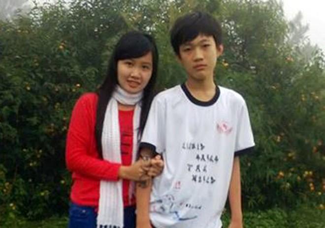 Trần Thế Hoàng Phước - tác giả của bài kiểm tra Văn gây xôn xao dân mạng - Ảnh: NVCC.