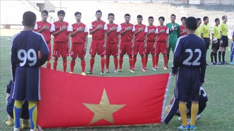 Với bầu Đức, mục tiêu của U19 Việt Nam là được góp mặt ở những sân chơi tầm cỡ thế giới