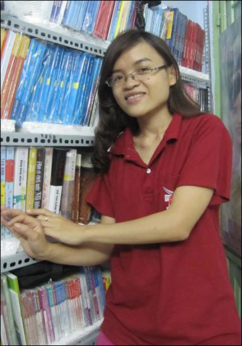 Cô gái câm điếc Nguyễn Thị Hảo