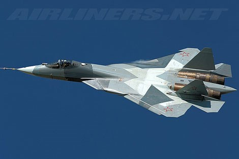 Su T-50 có diện tích phản xạ sóng radar chỉ 0,1-1m2.