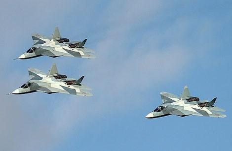 Su T-50 có thể đi vào phục vụ trong 1-2 năm tới.