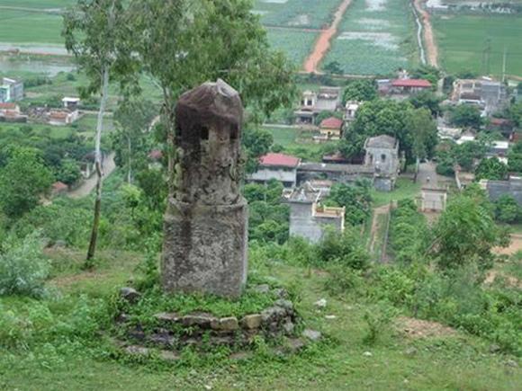 Cột đá chùa Dạm